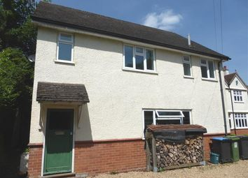 Thumbnail 1 bed flat to rent in Cross Oak Road, Berkhamsted