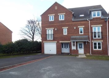 Thumbnail 4 bed town house to rent in Lily Gardens, Dipton, Stanley