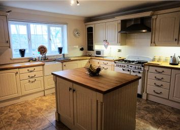 Thumbnail 5 bed detached house for sale in Wern Road, Garnant, Ammanford