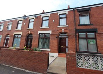 Thumbnail 3 bed terraced house for sale in Edmund Street, Spotland, Rochdale