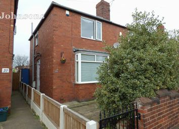 Thumbnail 2 bed semi-detached house for sale in Thoresby Avenue, Belle Vue, Doncaster.