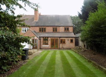 Thumbnail 4 bed property to rent in Thornhill Road, Streetly, Sutton Coldfield