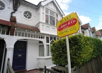 Thumbnail 1 bed flat to rent in Quintin Avenue, London