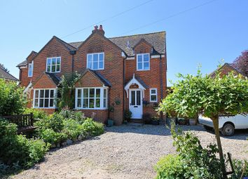 Thumbnail 3 bedroom semi-detached house to rent in Whistlers Lane, Silchester, Reading