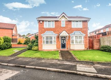 Thumbnail 4 bedroom detached house for sale in Marlpool Drive, Pelsall, Walsall