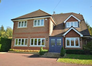 Thumbnail 6 bed detached house for sale in Old Compton Lane, Farnham