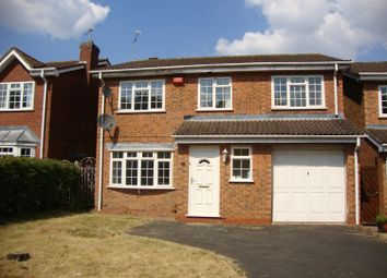 Thumbnail 5 bed detached house to rent in Stanbrook Road, Shirley, Solihull, West Midlands