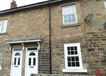 Thumbnail 2 bed terraced house to rent in Horsley Buildings, Morpeth
