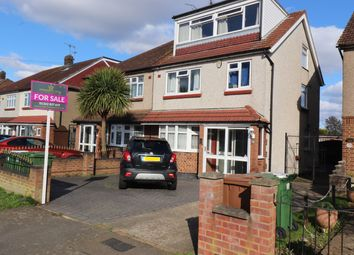 Thumbnail 5 bed semi-detached house for sale in Swanton Road, Erith