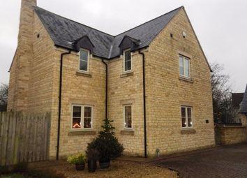Thumbnail 4 bed detached house to rent in Kent End, Ashton Keynes, Swindon