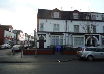 Thumbnail Studio to rent in Ash Tree Road, Crumpsall, Manchester
