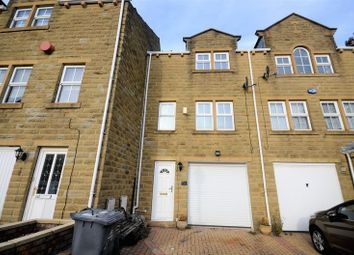 Thumbnail 3 bedroom town house for sale in 15 Kiln Court, Huddersfield