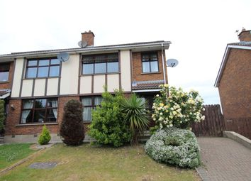 Thumbnail 3 bed semi-detached house for sale in Hermitage, Hillsborough