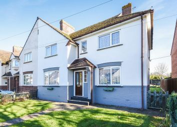 Thumbnail 4 bed semi-detached house for sale in Hilliat Fields, Drayton, Abingdon