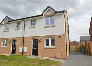 Thumbnail 3 bed semi-detached house for sale in Lindores Drive, Stepps, Glasgow