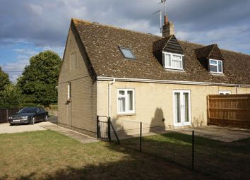 Thumbnail 2 bed semi-detached bungalow to rent in Flexneys Paddock, Stanton Harcourt, Witney