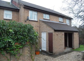 Thumbnail 1 bed maisonette to rent in Tamworth Drive, Swindon