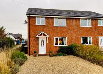 Thumbnail 3 bed semi-detached house for sale in Green Lane, Kingstone, Hereford