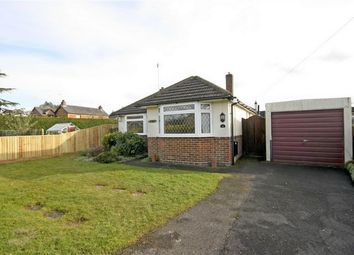 Thumbnail 2 bed detached bungalow for sale in Fieldway, Ringwood