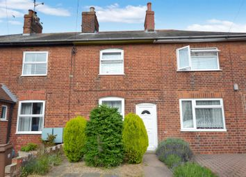 Thumbnail 3 bedroom terraced house for sale in Crown Street, Leiston