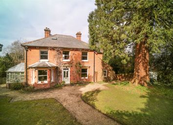 Thumbnail 6 bed property for sale in Church Road, Fleet