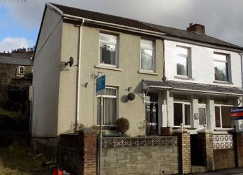 Thumbnail 3 bed terraced house for sale in Castle Street, Abertillery