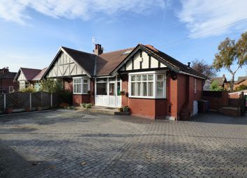 Thumbnail 3 bed bungalow for sale in Torkington Road, Hazel Grove, Stockport