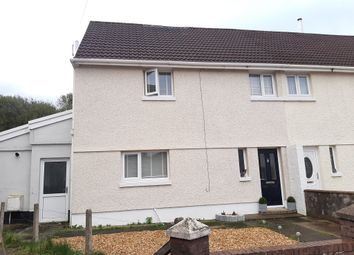 Thumbnail 3 bed semi-detached house for sale in Heol Y Berllan, Crynant, Neath