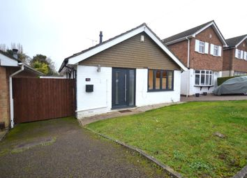 Thumbnail 2 bed bungalow for sale in Aintree Road, Parklands, Northampton