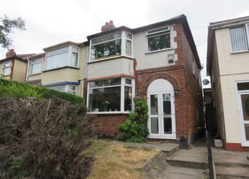 Thumbnail 3 bed semi-detached house for sale in Old Bromford Lane, Hodge Hill, Birmingham