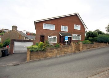 Thumbnail 3 bed property for sale in West End, Glan Conwy, Colwyn Bay