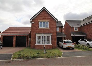Thumbnail 3 bed detached house for sale in Belford Court, Devonworth Place, Blyth