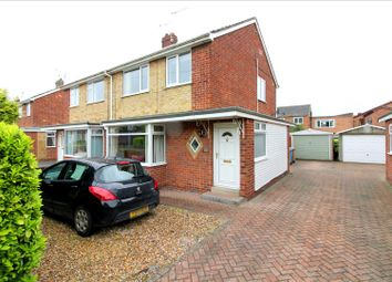 Thumbnail 3 bed semi-detached house for sale in St. Leonards Road, Beverley