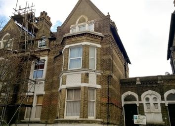 Thumbnail 2 bed flat to rent in Ingles Road, Folkestone, Kent