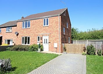Thumbnail 3 bed detached house for sale in Hansell Road, Brampton, Huntingdon