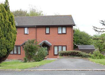 Thumbnail 2 bed semi-detached house to rent in 25 Penrheidol, Penparcau, Aberystwyth