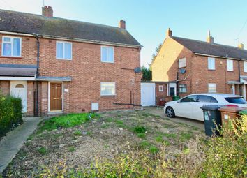 Thumbnail 3 bed semi-detached house for sale in Chapel Street, Stanground, Peterborough