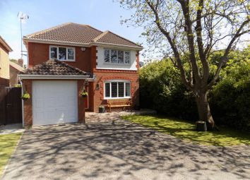 Thumbnail 4 bed detached house for sale in Viking Close, Swindon
