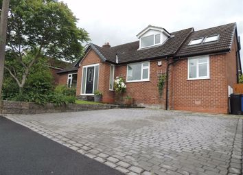 Thumbnail 4 bed detached house for sale in Constable Drive, Marple Bridge, Stockport
