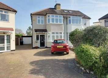 Thumbnail 4 bed semi-detached house for sale in Manor Road, Enfield
