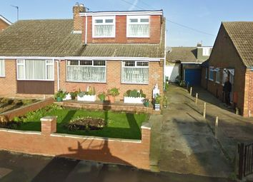 Thumbnail 3 bed semi-detached bungalow to rent in Albemarle Road, Keyingham