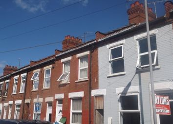 Thumbnail 3 bed end terrace house to rent in Granville Road, Luton