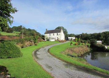 Thumbnail 4 bed detached house for sale in Nantyreglwys Mill, Llanboidy, Whitland, Carmarthenshire