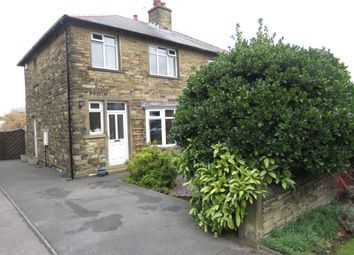 Thumbnail 3 bedroom semi-detached house for sale in Holly Bank Road, Lindley, Huddersfield