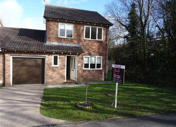 Thumbnail 3 bed detached house for sale in Stryd Silurian, Elms Farm, Llanharry
