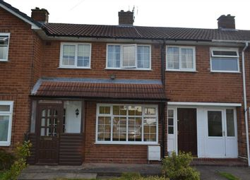 Thumbnail 3 bed terraced house to rent in Lime Tree Road, Codsall, Wolverhampton