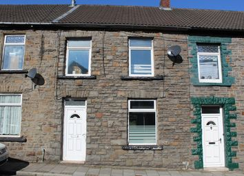 Thumbnail 3 bed terraced house to rent in Grovefield Terrace, Penygraig