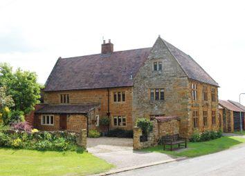Thumbnail 5 bed cottage for sale in Teeton Lane, Teeton