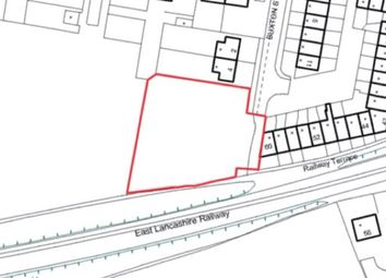 Thumbnail Land for sale in Buxton Street, Heywood, Lancashire