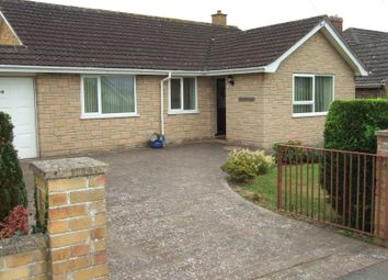 Thumbnail 3 bed detached bungalow to rent in Abbey Close, Axminster, Devon
